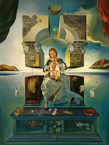 dali-the-madonna-of-port-lligat