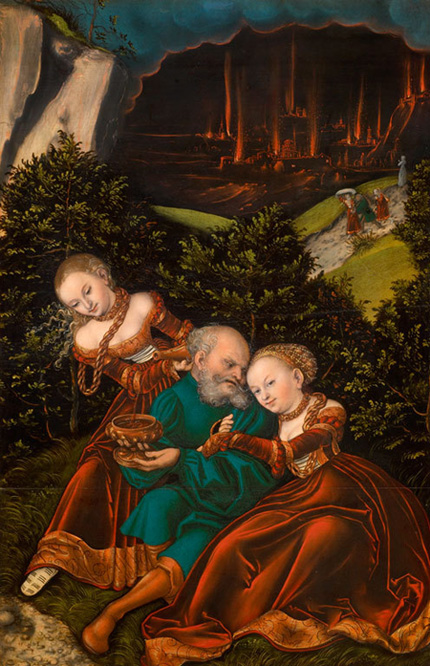 cranach_lot_and_his_daughters1528