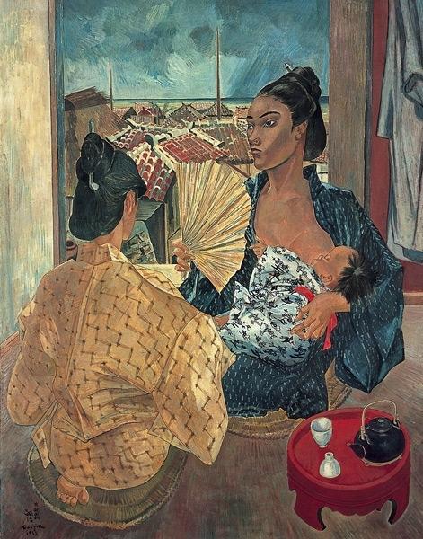 foujita-guest-itoman-1938