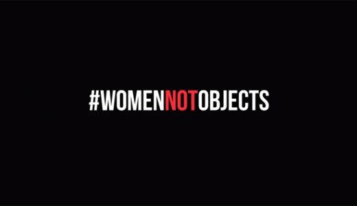 """広告における女性の描かれ方にNO!""""女性はモノではない""""キャンペーン"""