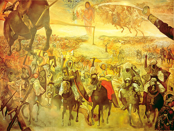 dali-battle-of-tetouan