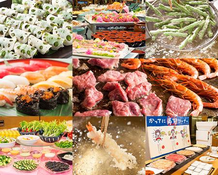 kamogawa-hotel-buffet