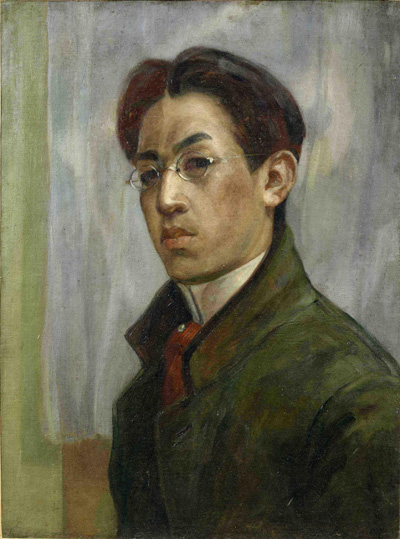 foujita-self-portrait-1910