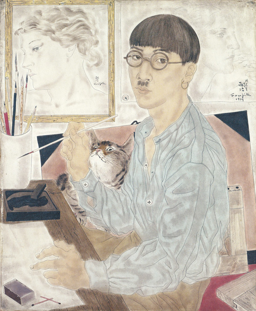 foujita-self-portrait-1929