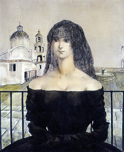 foujita-spanish-beauty-1949