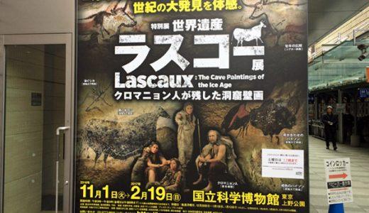 ラスコー展の感想と混雑|実物大の洞窟壁画を間近で体感!