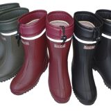 滑らない長靴!あさイチで紹介された小樽の長靴メーカーがスゴイ!
