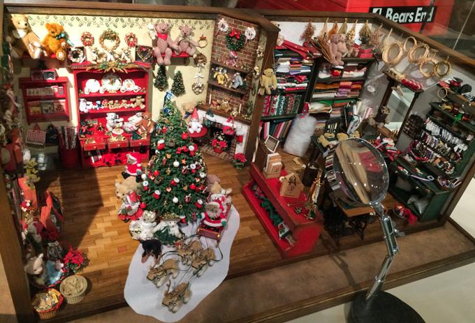 テディベア:クリスマス