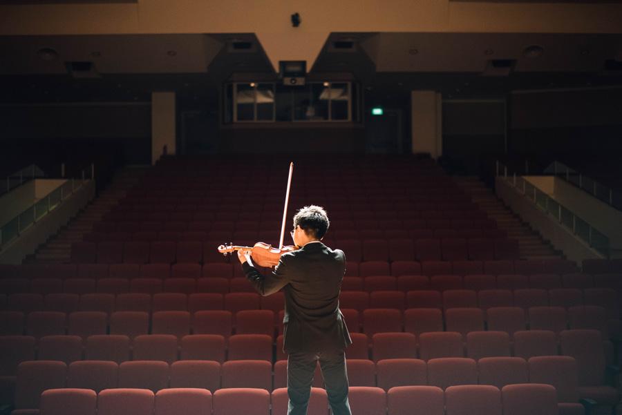 ヴァイオリン 演奏
